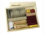 Flexcut 20 Pc carving set