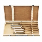 PS Tools Wood Turning Chisels